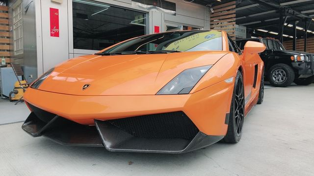 【菁華車業】2009年Lamborghini Gallardo LP560-4