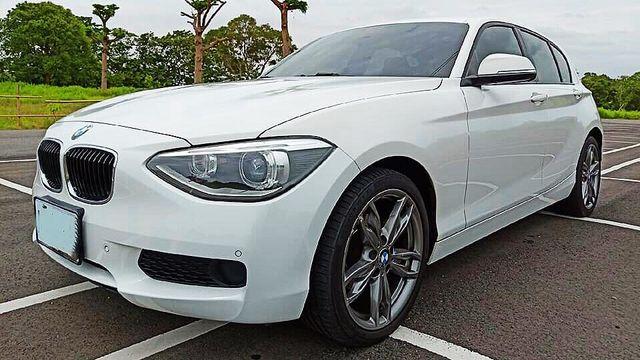 BMW116i給自己跟上雙B的時代就是這台平民的價格雙B的享受你的夢想我幫你打造