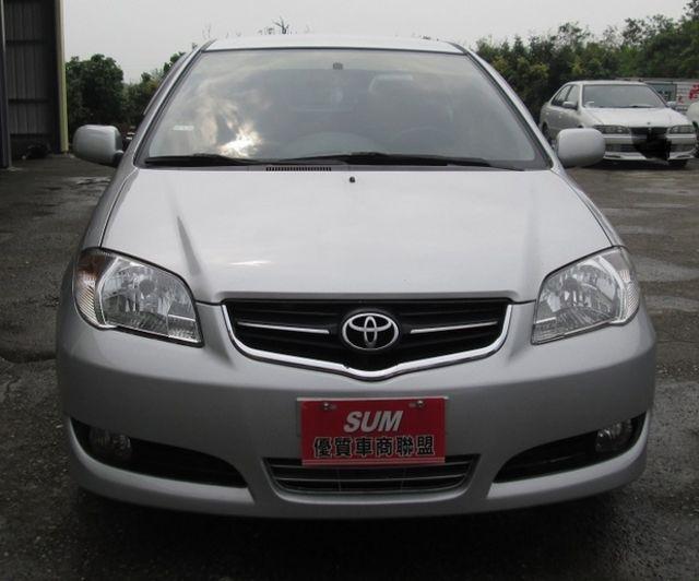 豐田-VIOS 省油 車況佳 車價實在  第1張相片