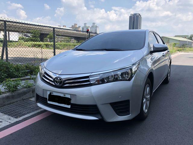 2014 Toyota Corolla Altis 1.8雅緻版 車況佳