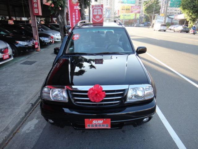 2.5 4WD 黑~新款型.有力!