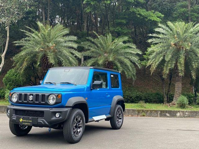 2021年 全新 鈴木 JIMNY  實車實價 里程車況保證  銷售專員0968-768-590  第1張相片