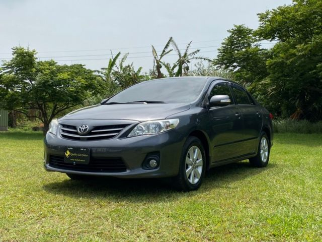 2012 TOYOTA  ALTIS 1.8  實車實價 里程車況保證  銷售專員0968-768-590  第1張相片