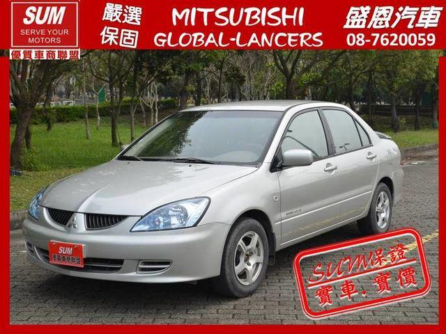 MITSUBISHI LANCER 代步好車, 省油省稅更超值!!  第1張相片