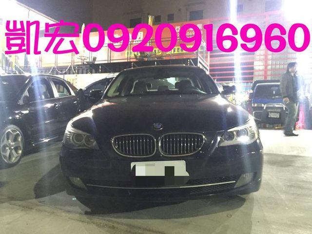 BMW 5 SERIES SEDAN E60  第1張相片