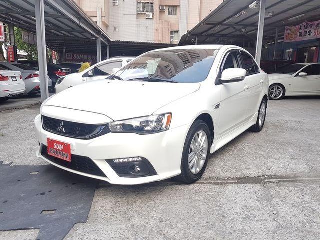 國信汽車2015年FORTIS白1.8