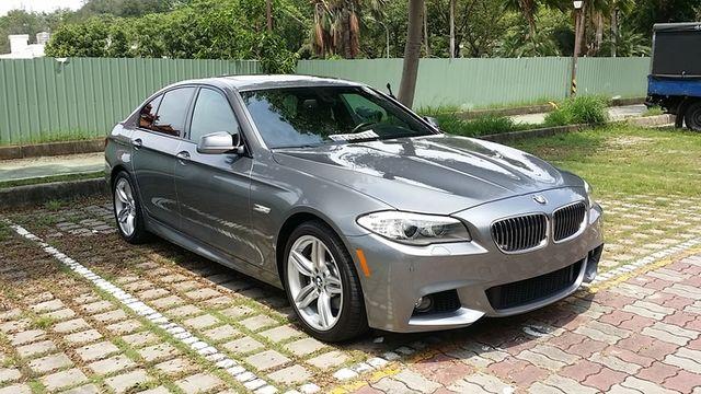 2011出廠 12年式  BMW 535I 操控 性能 安全 同時具備的美車一部  第1張相片