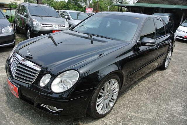 2007-BENZ-E350旗艦版~新車377現賣87~0932-168447黃  第1張相片