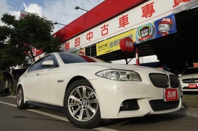 BMW 5 SERIES SEDAN F10