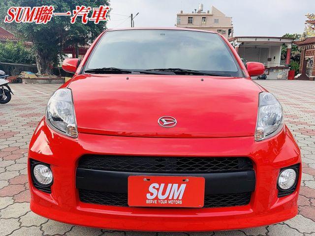 超優A級認證車 日本原裝進口 新車價65.8萬SPORT版 里程保證100500公里 全車無事故 100%原鈑件  第2張相片
