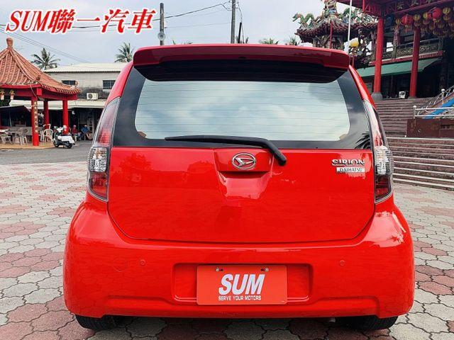 超優A級認證車 日本原裝進口 新車價65.8萬SPORT版 里程保證100500公里 全車無事故 100%原鈑件  第5張相片