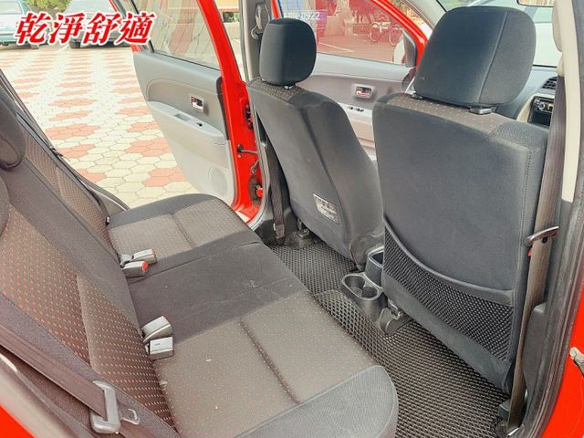超優A級認證車 日本原裝進口 新車價65.8萬SPORT版 里程保證100500公里 全車無事故 100%原鈑件  第10張相片