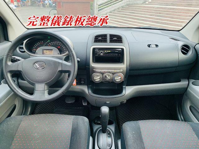 超優A級認證車 日本原裝進口 新車價65.8萬SPORT版 里程保證100500公里 全車無事故 100%原鈑件  第15張相片