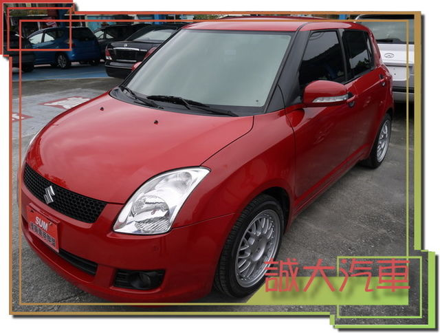 SUZUKI SWIFT  第1張相片