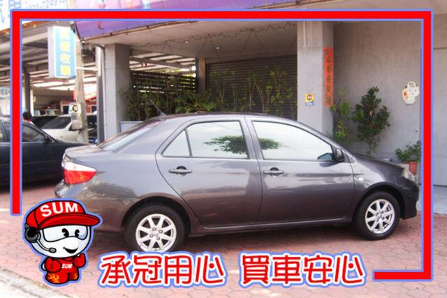2010年 VIOS 里程保證 全車原版件 固定原廠保養.四輪全新胎  第2張相片