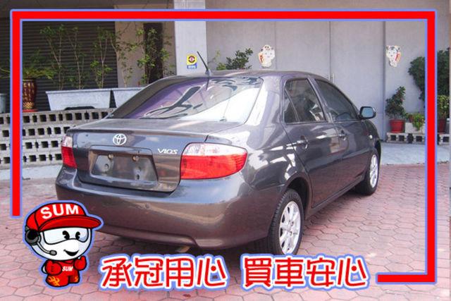 2010年 VIOS 里程保證 全車原版件 固定原廠保養.四輪全新胎  第3張相片
