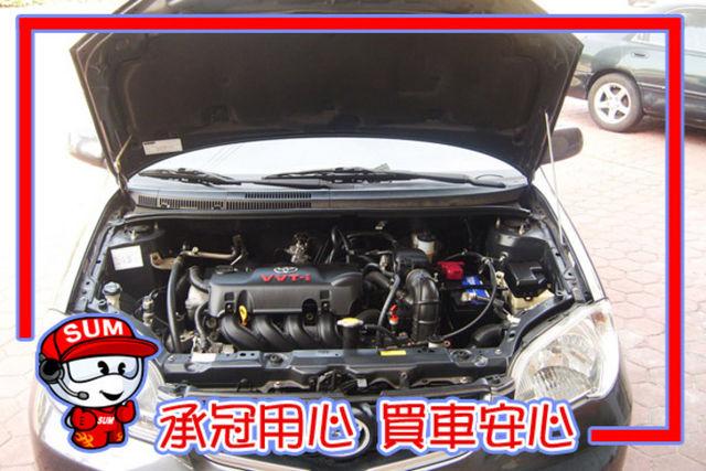 2010年 VIOS 里程保證 全車原版件 固定原廠保養.四輪全新胎  第6張相片