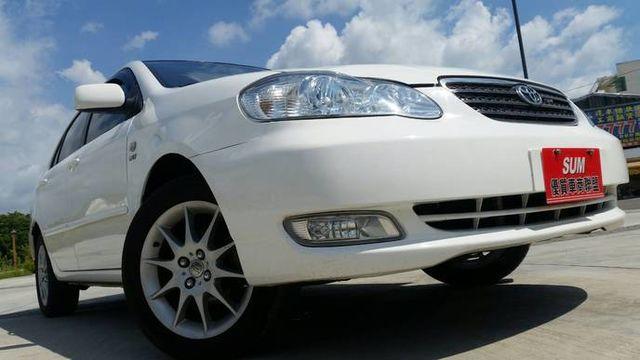 2006年 超省油車款 1800CC 白色 E板 內裝美  第1張相片