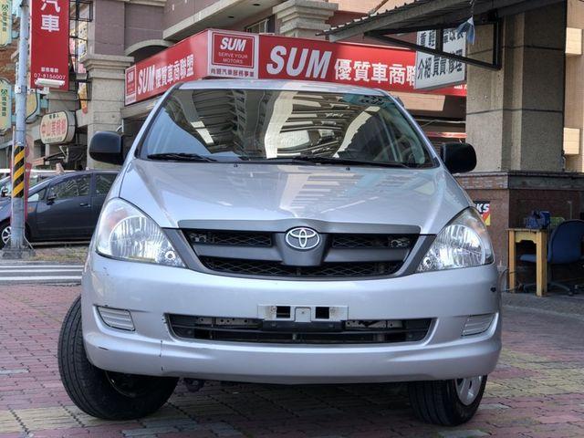 2015年 TOYOTA INNOVA 僅跑三萬多公里 優質車 可全額貸款