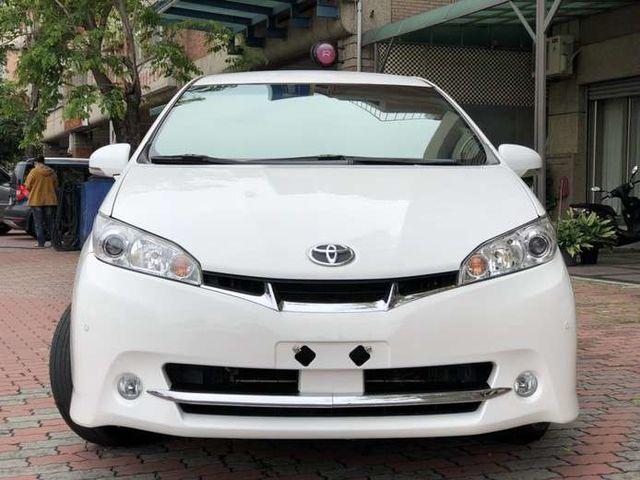 2010年豐田 威許E版 恆溫空調.影音系統.後座出風口.優質休旅車