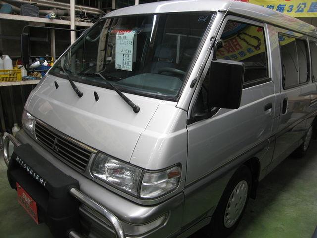 MITSUBISHI DELICA廂車  第1張相片