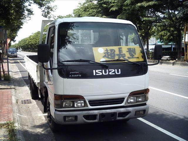 2005/10 ISUZU.一路發.3.5噸 14尺斗.130匹馬力.車美  第1張相片