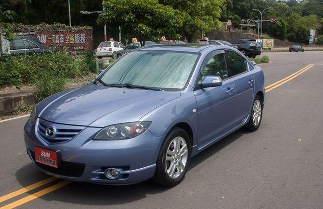 2006 Mazda 3 2.0  第1張相片