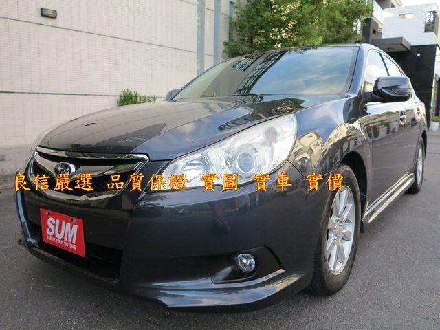 2012年領牌 一手車2.0 僅跑72115公里 原鈑件 里程保證