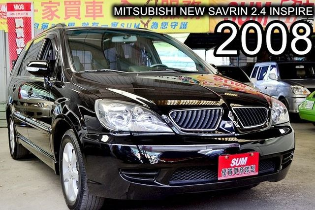 天窗影音運動版 自用車 原廠保養 2008年式 可全額貸款可換車  第1張相片