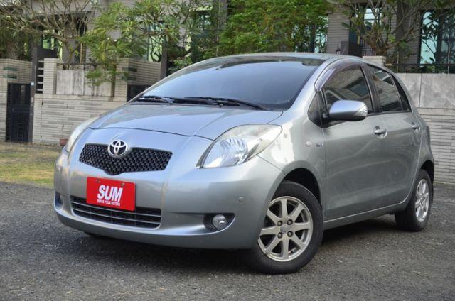 國產小車暢銷王TOYOTA YARIS 省油 省稅 輕負擔  第1張相片