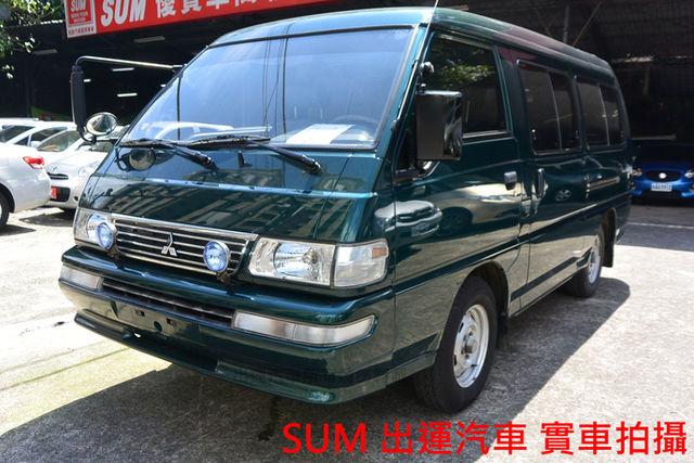MITSUBISHI DELICA 廂車  第1張相片