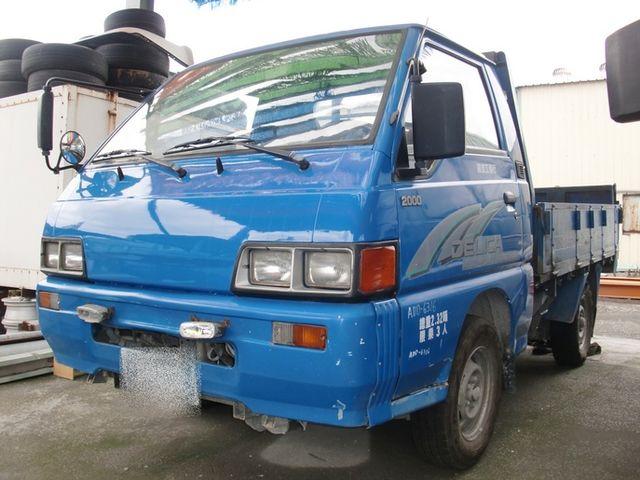 (成安汽車)中華得利卡貨車升降尾門  第1張相片