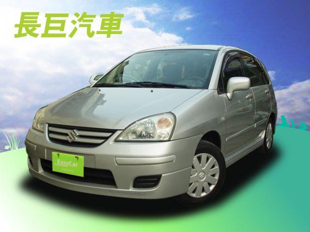日本原裝進口.僅跑11萬.里程保證.全車原鈑件.雙安.ABS.轎旅先驅  第1張相片
