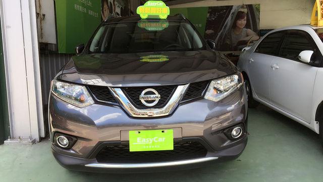 連福 X-TRAIL 全新領牌車、新車價96.9萬、僅跑110公里、環車攝影系統  第1張相片