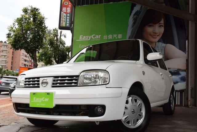 2005年MARCH 進行曲 1.3L 超值省油都會小車~ 省稅金~~~  第1張相片