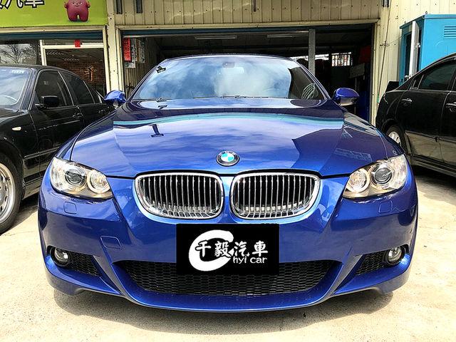 BMW 3 SERIES COUPE E92