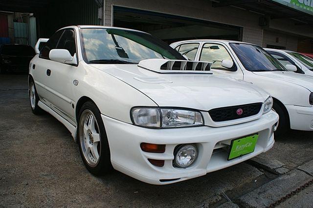 冠輪汽車 2000 SUBARRU IMPREZA 2.0 GT 手排  第1張相片