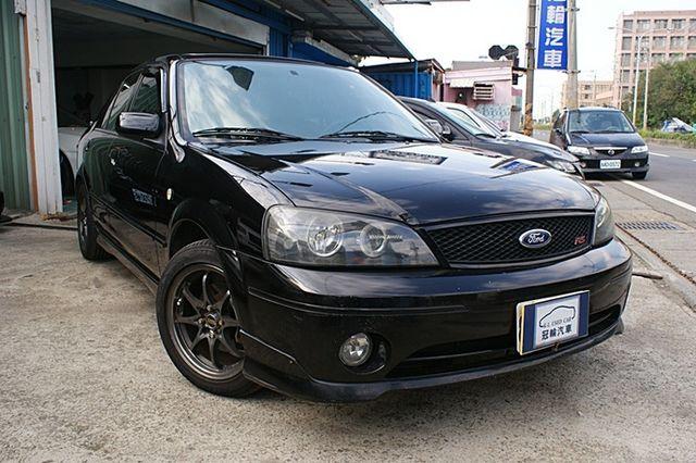 EasyCar冠輪汽車 2004 TIERRA RS 2.0 黑 手排  第1張相片