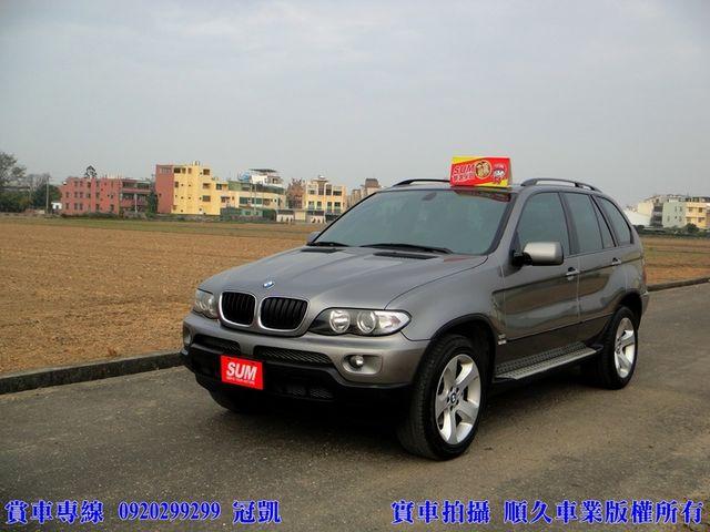 2006年 BMW X5 經典休旅車款 大器又霸氣