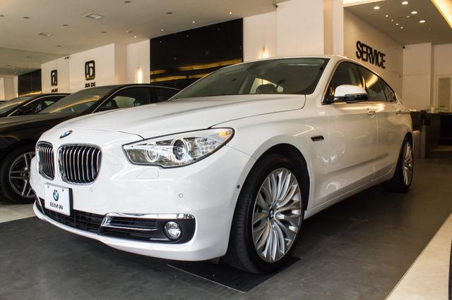 BMW 535GT