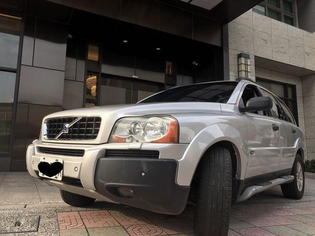 2006 XC90 一手車 原版件 認證車 柴油 4WD