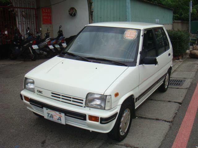 >~TACA優良車商聯盟~*{ 小林汽車 }* 正1991年 MITSUBISHI TOWNY 多利 0.8 白色 手排