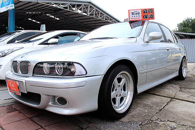 BMW   520I    車況優