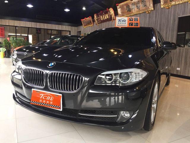 2012 BMW 520d 總代理 僅跑60000