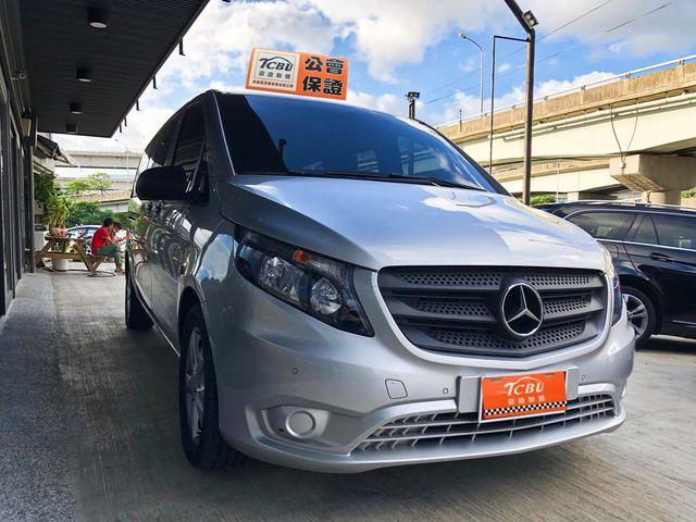 2016年 BENZ VITO 2.2d 九人座商務用車  第1張相片