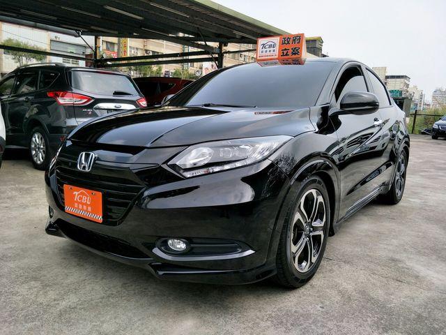 2017 Hrv 1.8 超值落地價,車況如新車