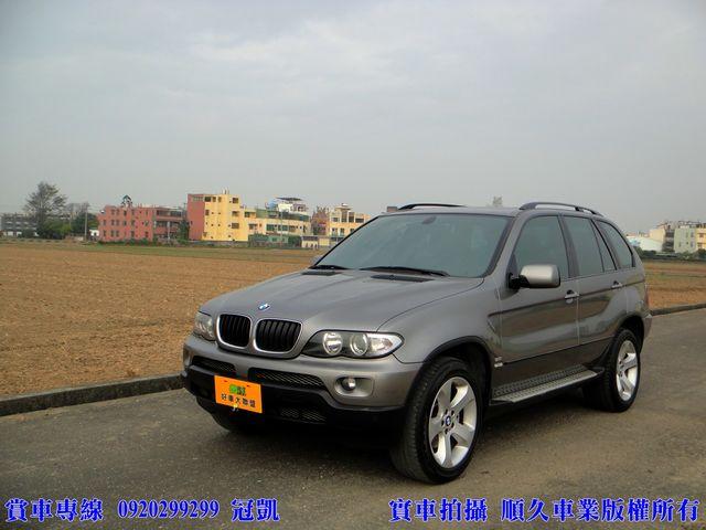 2006年BMWX5經典休旅車款大氣又霸氣