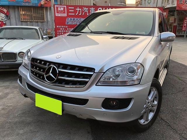 ML320 CDI~車況超優~老闆愛車惜售,本車請預約賞車喲!