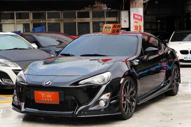 2012 Toyota 86 改裝HKS 渦輪