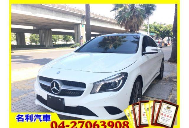 Benz CLA220